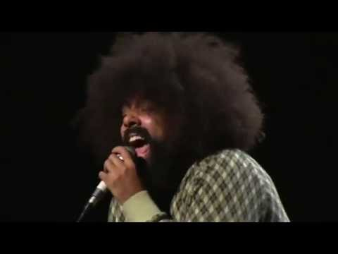 Reggie Watts - Amazing song