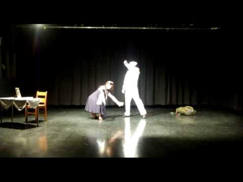 """Daddy"" 2009 Toronto Lindy Hop Homegrown Cabaret Erin Nazario and Phil Bourassa"