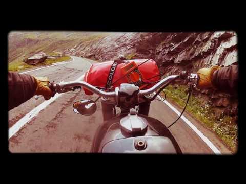 Eastern European Grand Ride 2016 Episode 2 - Transfagarasan Highway in Romania