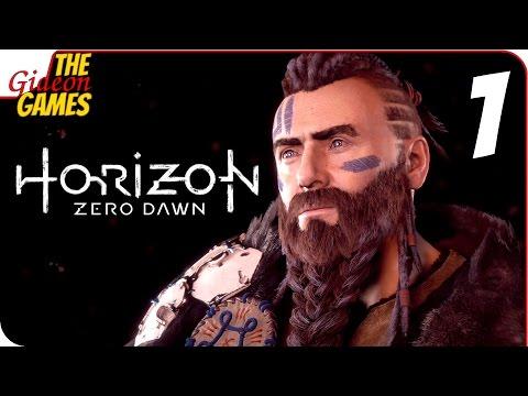 Прохождение Horizon Zero Dawn — Часть 1: Элой · [PS4 Pro]