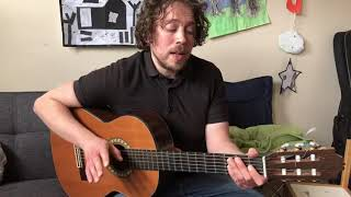 Guitar with Richard Carr - 20th Century Boy by Marc Bolan - Part 2 easy guitar