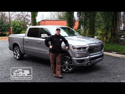 2019 Ram 1500: First Drive — PickupTrucks.com