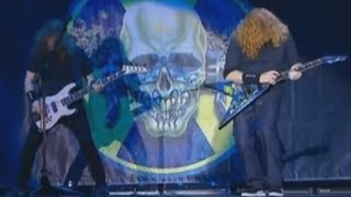 Megadeth - Whose Life (Is It Anyways?) Music Video [HD]
