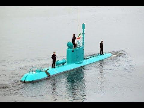 Stealth Submarines of Iran ( مخفیکاری زیردریایی ایران )