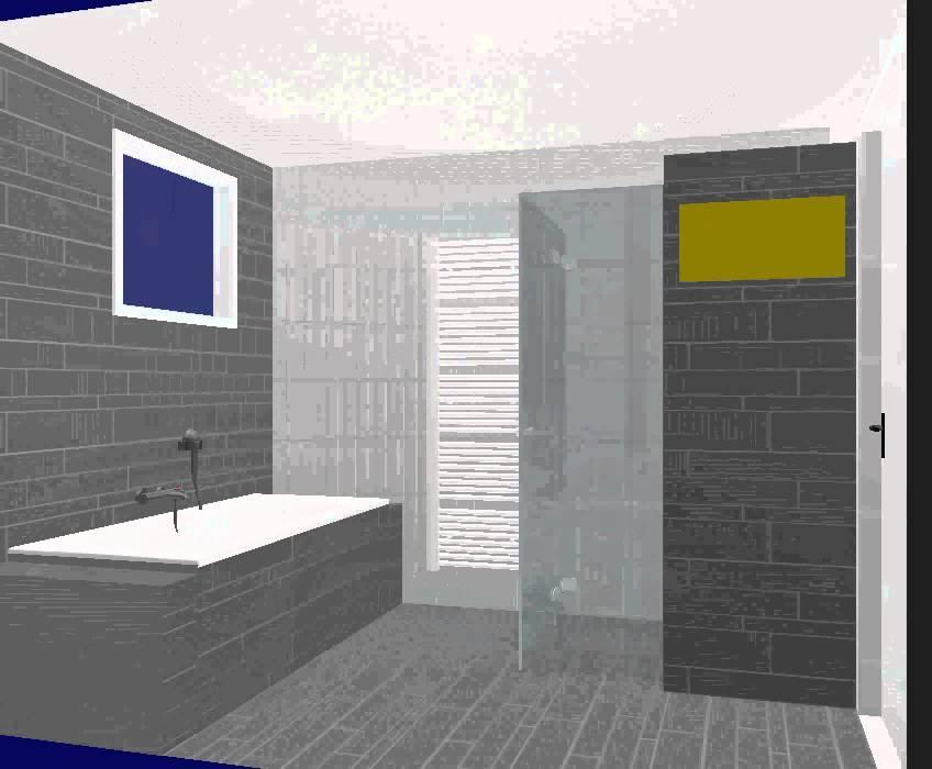 Badkamer ontworpen door Dave van Wouw SaniCV Service Technische ...