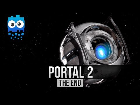 Let's Play Portal 2! - End of an Era! - Part 19