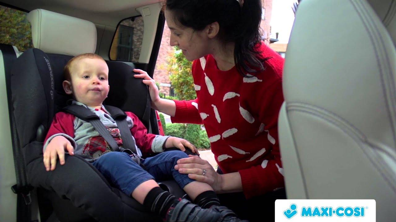 Maxi Cosi Priori Sps Group 1 Car Seat 2016 Youtube