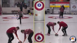 College Bonspiel Draw 2