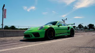 homepage tile video photo for Porsche 911 GT3 RS at Lightning Lap 2019