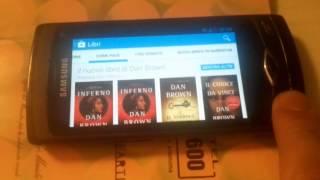 video recensione ita android nand 4.2.2 su samsung wave s8500 part1