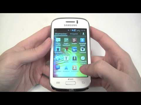 Samsung Galaxy Young DuoS unboxing and review