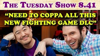 Tuesday 8.41.0: SCVI S2, BBTag S2, MK11 Sindel, Red Bull Conquest, YouTube COPPA, Etc. (2019-11-27)