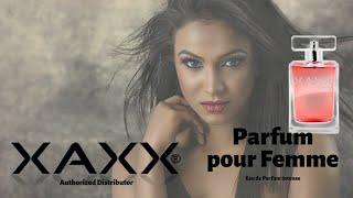 XAXX Parfum pour Femme