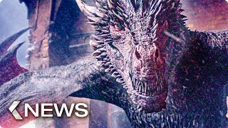 Gambar cover Game of Thrones: House Of The Dragon, Star Wars Future, Pirates of the Caribbean 6... KinoCheck News