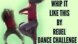 whip it like this   dance challenge