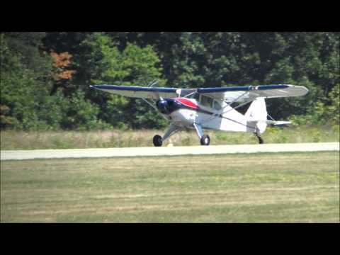Aviation Day at KWAY 2015