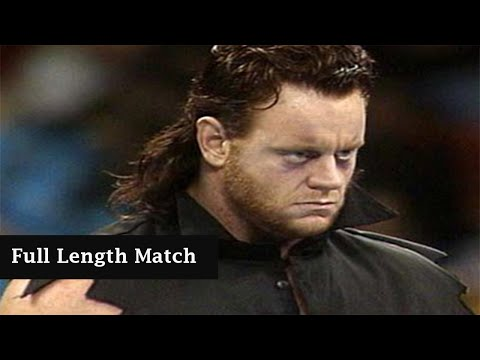 Undertaker's In-Ring Debut Match - 25 Years of The Undertaker thumbnail