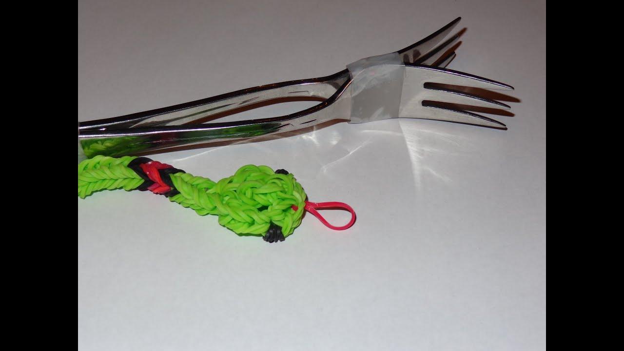 плетение из бисера простые схемы змейка