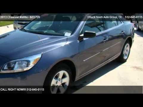2013 Chevrolet Malibu LS for sale in San Marcos TX