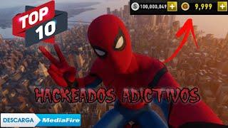 📱🔓TOP juegos HACKEADOS DIVERTIDOS/ADICTIVOS ANDRID 2020 Mediafire  HACK/MOD
