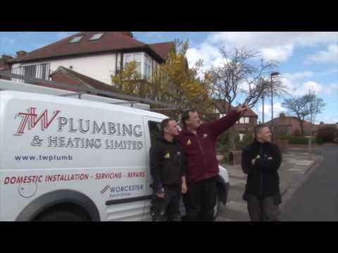 A Day in the Life of an Apprentice Plumber - Gateshead College
