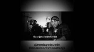 Orlando Brown Challenge