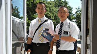 Mormon Missionaries Video