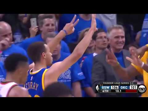 The Game Steph Curry, Klay Thompson Changed NBA History Forever