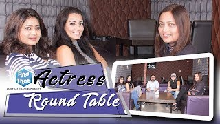 Women, Cinema, Fans, Harassment & Abuse   Actress' Round Table 2074