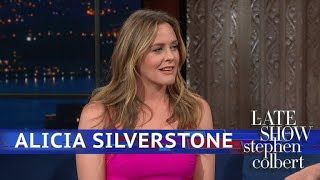 Alicia Silverstone Got Donald Trump's Number