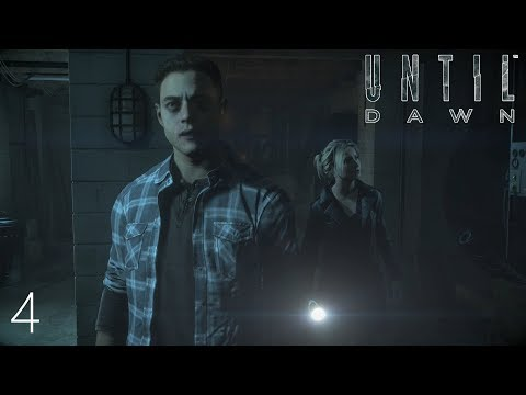 Until Dawn (Ep.4) - The Basement