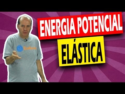 Energia Potencial Elástica - Física | Euduca