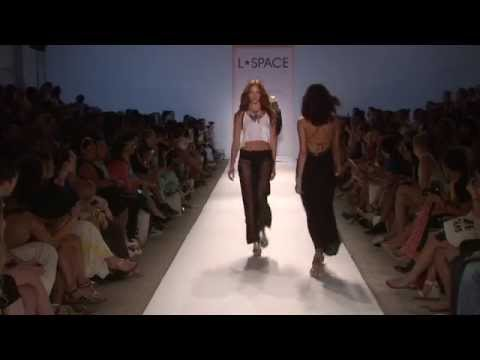 L*Space, Maio, & The Collection 2013 Mercedes Benz Runway Video.mp4