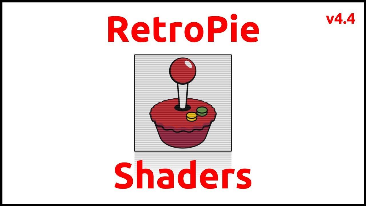 Shaders: RetroPie 4 4