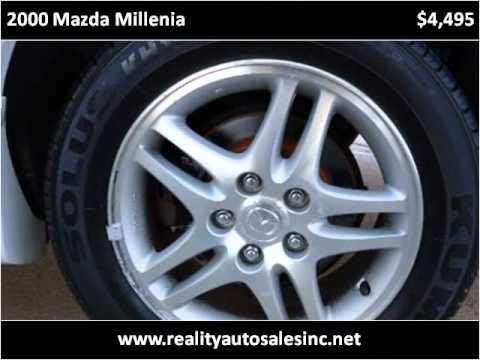 2000 Mazda Millenia Used Cars Baltimore MD