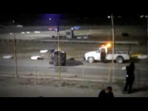 The Weeney Wipeout - Rio Grande Speedway-9-28-12