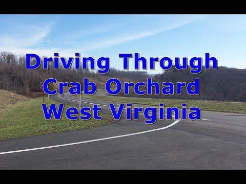 Drive Through Crab Orchard WV