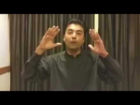 Brilliant Message From Murad Saeed (PTI)