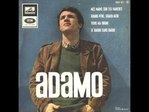 Adamo - Mes mains sur tes hanches (1965) [Version Originale] mp3