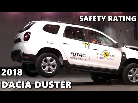 2018 Dacia Duster Crash Test Safety Rating
