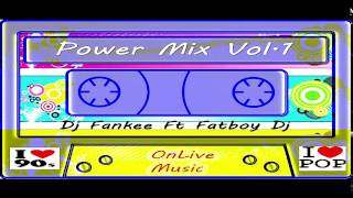 Clásicos del Pop en español Power Mix Vol 1 Dj Fankee Ft FatBoy Dj & OnLive Music (audio)