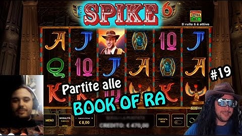 ONLINE SLOTS - Games at BOOK OF RA #19