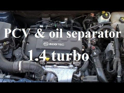 Opel Zafira 2018 >> PCV & oil separator system - 1.4 turbo - Astra, Zafira, Cruze, a14net, a14nel, b14net, b14nel ...