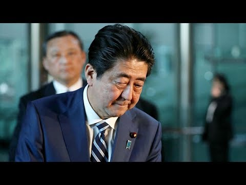 Japan finance ministry admits falsifies docs in Abe-linked land deal scandal