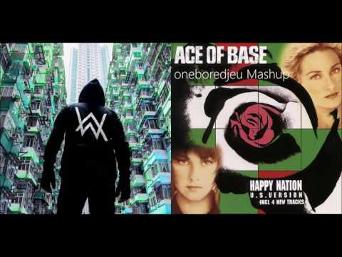 Singing Signs - Alan Walker Vs. Ace Of Base (Mashup)
