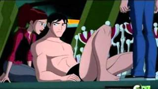 ben 10 alien force the final  Kevin & Gwen