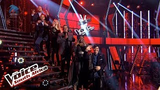 Vote for the winner! | Live Shows | The Voice SA | M-Net