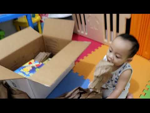 Sonlight Preschool Unboxing
