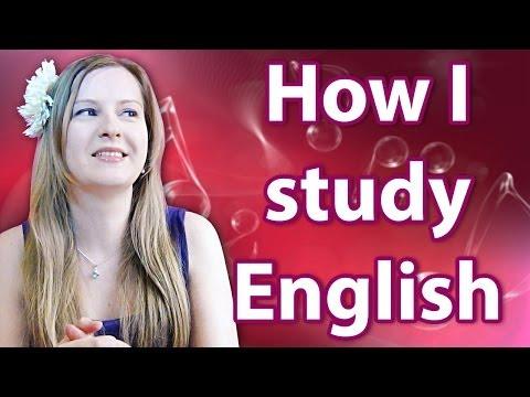 №11 How I study English