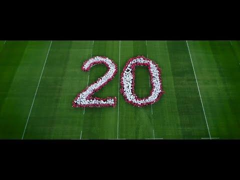 Les 20 ans du Stade de France
